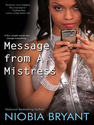 cover image of Message from a Mistress