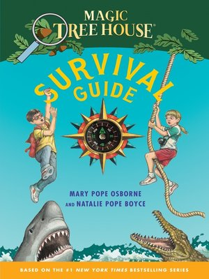 cover image of Magic Tree House Survival Guide