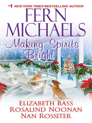 cover image of Making Spirits Bright