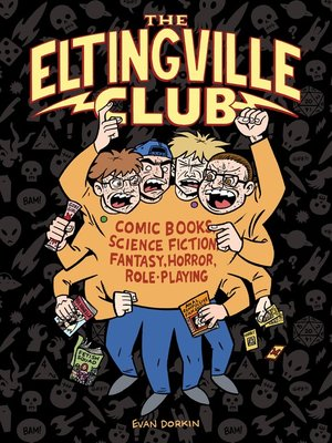 cover image of The Eltingville Club