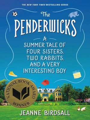 cover image of The Penderwicks
