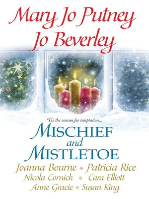 cover image of Mischief and Mistletoe