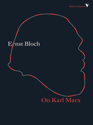 cover image of On Karl Marx