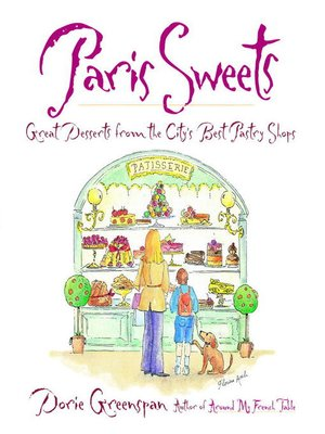 cover image of Paris Sweets