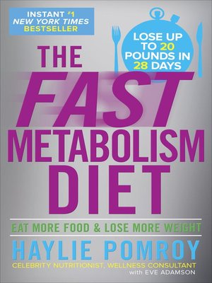 cover image of The Fast Metabolism Diet