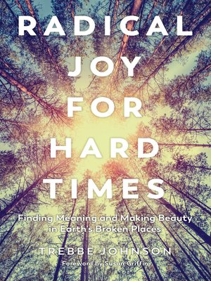 cover image of Radical Joy for Hard Times