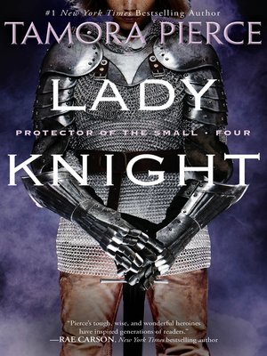 cover image of Lady Knight