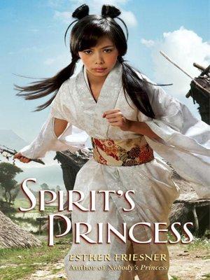 cover image of Spirit's Princess