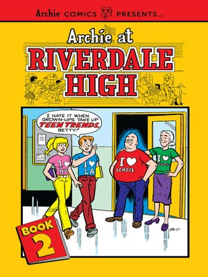cover image of Archie at Riverdale High Volume 2