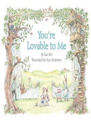 cover image of You're Lovable to Me