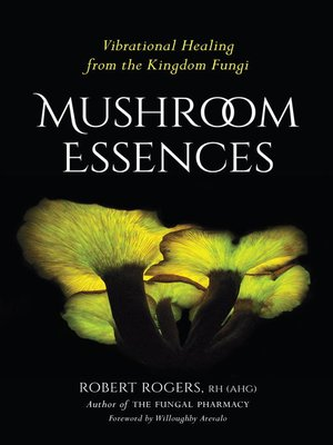 cover image of Mushroom Essences
