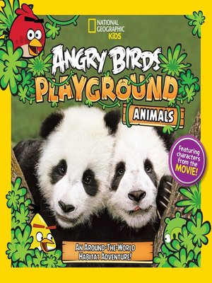 cover image of Angry Birds Playground: Animals