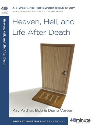 cover image of Heaven, Hell, and Life After Death