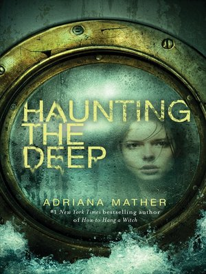 cover image of Haunting the Deep