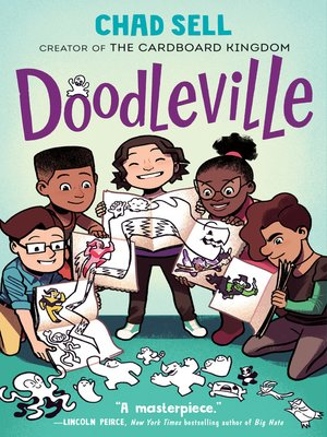 cover image of Doodleville