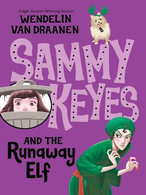 cover image of Sammy Keyes and the Runaway Elf