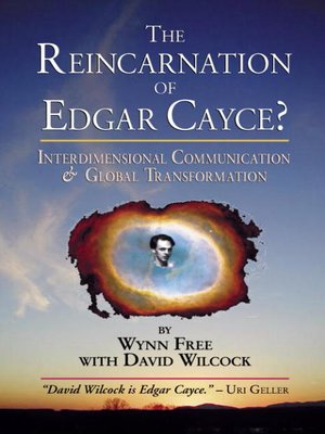cover image of The Reincarnation of Edgar Cayce?
