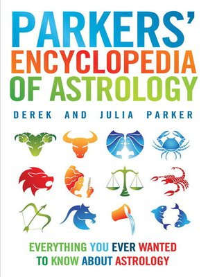 cover image of Parkers' Encyclopedia of Astrology