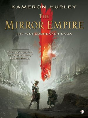 cover image of The Mirror Empire