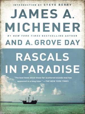 cover image of Rascals in Paradise