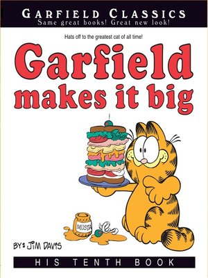 cover image of Garfield Makes It Big