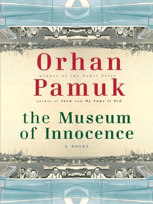 cover image of The Museum of Innocence