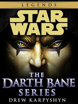 cover image of Darth Bane