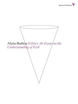 cover image of Ethics