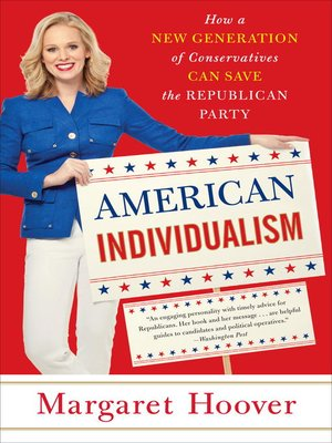 cover image of American Individualism