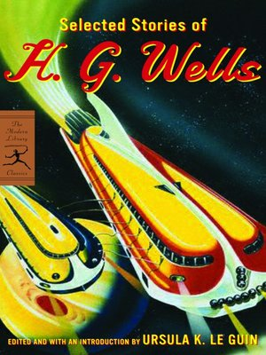 cover image of Selected Stories of H. G. Wells