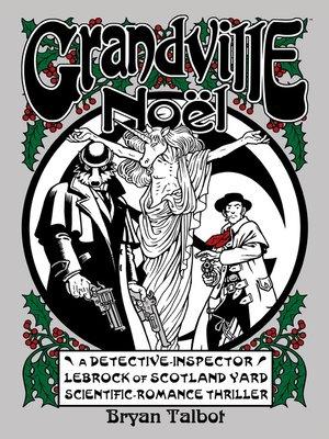 cover image of Grandville Noel