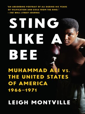 cover image of Sting Like a Bee