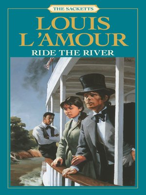 cover image of Ride the River