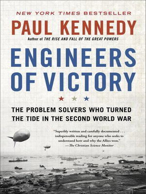 cover image of Engineers of Victory