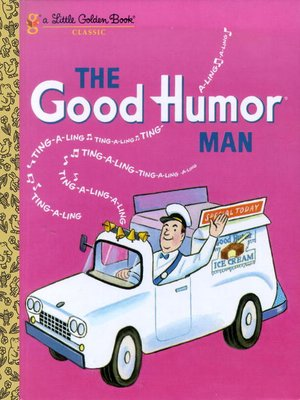 cover image of The Good Humor Man