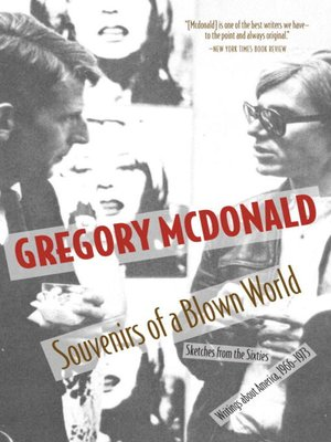 cover image of Souvenirs of a Blown World