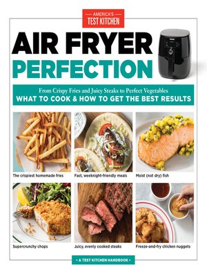cover image of Air Fryer Perfection