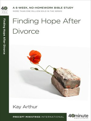 cover image of Finding Hope After Divorce