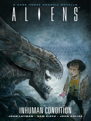 cover image of Aliens: Inhuman Condition