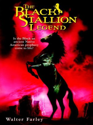 cover image of The Black Stallion Legend
