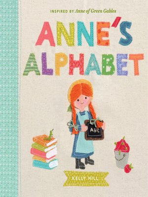 cover image of Anne's Alphabet