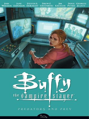 cover image of Buffy the Vampire Slayer, Season 8, Volume 5