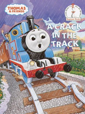 cover image of A Crack in the Track (Thomas & Friends)