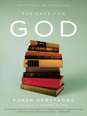 cover image of The Case for God