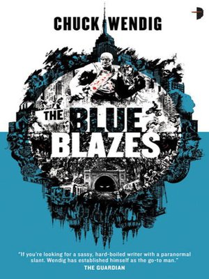 cover image of The Blue Blazes