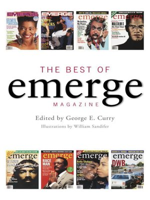 cover image of The Best of Emerge Magazine