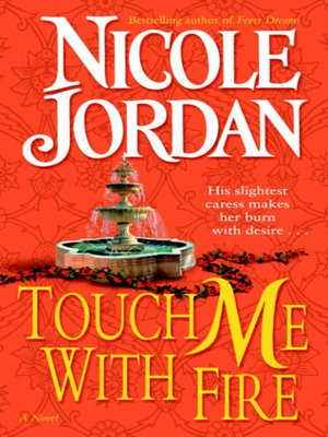 cover image of Touch Me with Fire