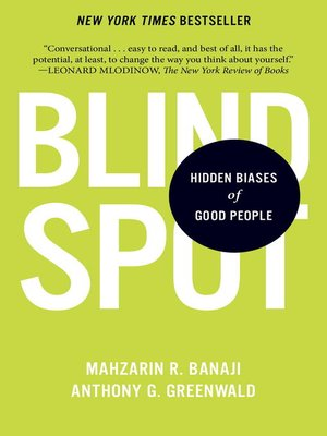 cover image of Blindspot