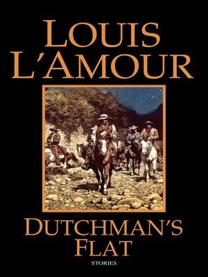 cover image of Dutchman's Flat