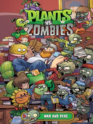 cover image of Plants vs. Zombies Volume 11